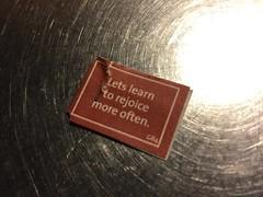 Rejoice (aurolevrai) Tags: tea nl wisdom 2015