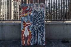 CITY FOX BY BRIDGET NI DHUINN BELCHER [BOLTON STREET]-110287
