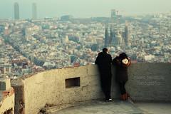 #streetphotography (Seracat) Tags: barcelona bcn carmel cinematic horta bunkers seracat marcserarols