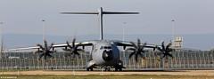 Airbus Military A400M EC-406 Test Aircraft at LEZL (Mosh70) Tags: seville sevillesanpablointernationalairport sevilleinternationalairport