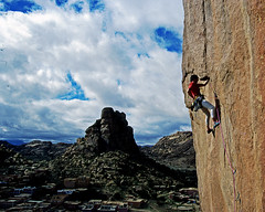 Climbing in Morocco -1991 (Craig Hannah) Tags: hannah climbing morocco atlas 1991 tafferrout ¬north africacraig