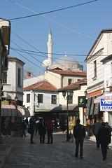 : arija (Brian Aslak) Tags: street city urban europe macedonia bazaar oldtown balkan vanalinn skopje shkupi  skb     arija air  republikaemaqedonis air arshiaevjetr