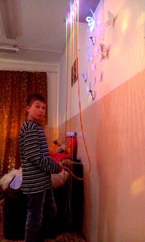 Сенсорная комната - 2015
