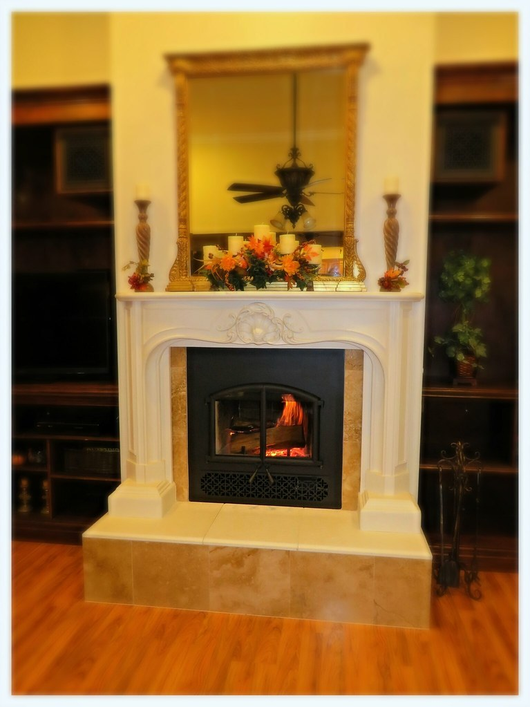 RSF Opel 2 High Efficiency Fireplace