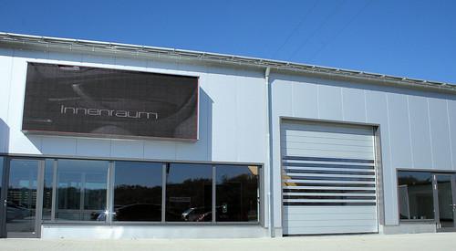 Швидкісні енергоефективні ворота. Скоростные ворота. Hi speed doors. Efaflex. Autohaus Sedlmaier-01