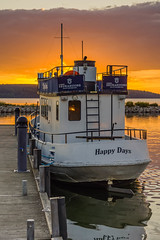 Happy days (jdelrivero) Tags: architecture finland boats pier boat dock arquitectura barca barco transport ciudad places countries elements lugares embarcadero lahti fi transporte finlandia paises elementos pantalan vesijrvi pijnnetavastia