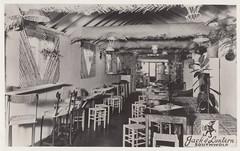 Jack o' Lantern Cafe, Southwold old postcard 1950s (Spottedlaurel) Tags: suffolk jackolantern 1950s southwold coffeebar