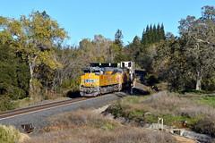 UP ZNPOA-30 (caltrain927) Tags: union pacific railroad loaded intermodal double stack container train emd sd70ace sd70ah sd70m penryn california ca