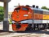 Cañon City, Colorado (Jasperdo) Tags: canoncity colorado roadtrip railroad train royalgorgeroute engine403 diesellocomotive funit