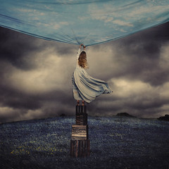 brighter days (brookeshaden) Tags: brookeshaden fineartphotography conceptualart surrealism selfportraiture
