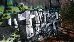 Niter (Randall 667) Tags: rhode island graffiti street art artist writer nite outcast crew sloe reak urban exploring ohmy deon cyphe