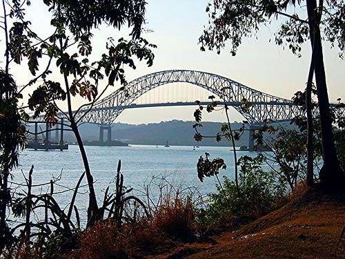 Bridge of the Americas OR Puente de las Américas OR Thatcher Ferry Bridge - Panama 16