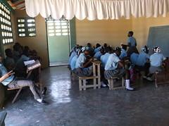 Etzer Vilaire  (29) (trinityhopehaiti) Tags: etzer vilarie artibonite dec 2016 classroom chalkboard
