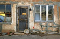 Fenestration (Clay Fraser) Tags: wall nunn colorado fujifilmxpro1 xf1855mm pinconnected windows sunrise