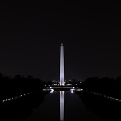 The Washington Monument Reflection (cjmata4) Tags: washington washingtondc autumn fall winter dc capital usa unitedstates travel adventure explore postcard nightlife night longexposure beautiful