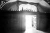 Old Mission Santa Barbara (jimsheaffer) Tags: surrealism surreal mission oldmissionsantabarbara santabarbaramission santabarbara california travel traveling nikond750 nikkor1835mmf3545gedlens wideanglelens nikonwideangle blackandwhite interior building oldchurch