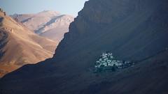 Kye Monastery, India 2016 (reurinkjan) Tags: india 2016 ©janreurink himachalpradesh spiti kinaur ladakh kargil jammuandkashmir kyegompa kyemonastery himalayamountains himalayamtrange himalayas landscapepicture landscape landscapescenery mountainlandscape spitivalley