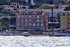 """Golfo e Palme ""     Diano Marina (DirkVandeVelde back) Tags: europa europ europe italy italie imperia dianomarina liguria rivieradelfiori golfoepalme hotel outdoor buiten"