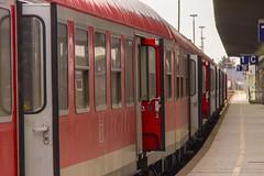 Y-Wagen Ersatzverkehr Marschbahn in Westerland