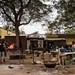 Scène de rue - Take away in Niamey