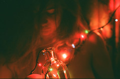 ~Just after the New Year~ (vsevolodnaboko) Tags: 35mm girls shootfilm newyears filmisnotdead lights nikonf4 filmphoto filmphotography