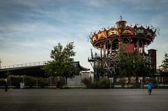 170/365 (alex bo.) Tags: 365 365project urban france nantes street streetphotography city cityscape 50mm nikon nikond90 lesmachines manège carousel carrousel