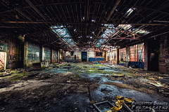 Prime Location (forgottenbeautyphotography) Tags: ct connecticut newengland abandoned brass brassworks factory industrial metalwork urban urbandecay urbanexploration