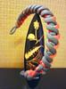 Cyclone Wrap Bracelet (Falfrir) Tags: paracord guardianparacord bracelet