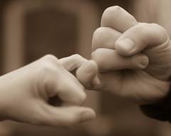 pinkie promise (johanssoneva) Tags: fs170122 fotosöndg photosunday löfte promise händer hands fingerkrok pinkiepromise ute outdoor