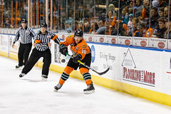 "Missouri Mavericks vs. Quad City Mallards, December 31, 2016, Silverstein Eye Centers Arena, Independence, Missouri.  Photo: John Howe / Howe Creative Photography • <a style=""font-size:0.8em;"" href=""http://www.flickr.com/photos/134016632@N02/32090836015/"" target=""_blank"">View on Flickr</a>"