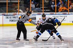 "Missouri Mavericks vs. Wichita Thunder, January 7, 2017, Silverstein Eye Centers Arena, Independence, Missouri.  Photo: John Howe / Howe Creative Photography • <a style=""font-size:0.8em;"" href=""http://www.flickr.com/photos/134016632@N02/32129255991/"" target=""_blank"">View on Flickr</a>"