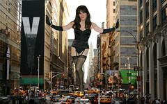 Michelle in NYC (xgirltv1000) Tags: tgirl transgender crossdress mtf trans transwoman dragqueen michellemonroe