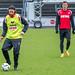 Neven Subotic with Simon Zoller (German Bundesliga)