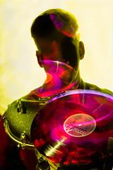 Scratch Pad! (Graveyardworker) Tags: alexcambellmusic alexcampbell band dj shadowplay victoria abstract art canada colours cool drum drums electric fibreoptic headshot light lightpainting lightscape longexposure lpwalliance man music nightlights paintingwithlight record records shadow shadowpeople silhouette singleexposure