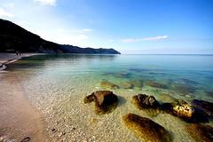 Portonovo Febbraio 2017 (Daniele Torreggiani) Tags: portonovo riviera conero ancona marche sea mare spiaggia beach