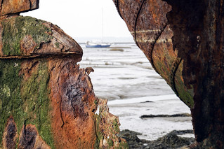 Rusty Boat Graveyard