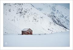 RedHouse #1 (Michael Schaake | Photographer) Tags: norwegen norway outdoor snow coast lofoten redhouse house roteshaus flipbook fuji fujifilm xt2