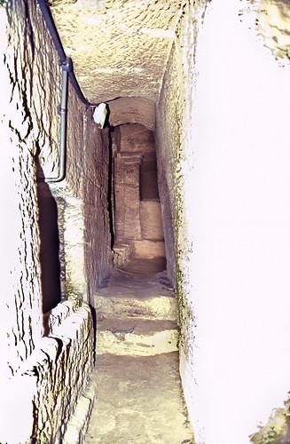"Ägypten 1999 (776) Alexandria: Katakomben von Kom el-Shoqafa • <a style=""font-size:0.8em;"" href=""http://www.flickr.com/photos/69570948@N04/33111173576/"" target=""_blank"">View on Flickr</a>"