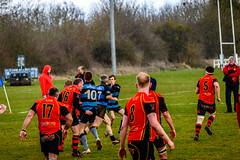Witney 3's vs Swindon College-1147