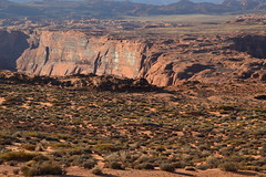 Horseshoe 20 (Krasivaya Liza) Tags: horseshoebend horseshoe bend canyon canyons arizona dec 2016 nature natural beauty attraction formation rock rocks stone hills river bends landscape southwest southwestern arid desert