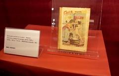Saturnino Calleja (ciudad imaginaria) Tags: saturninocalleja madrid bibliotecanacional exposición libros books