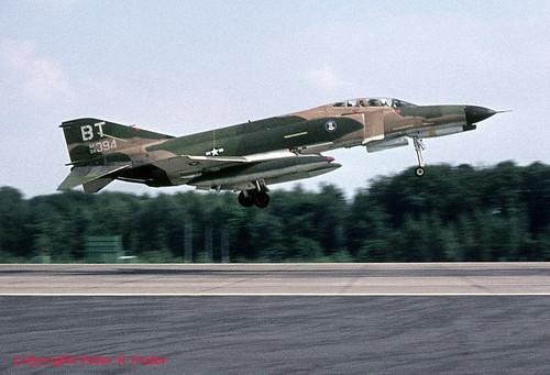 McDonnell F-4E Phantom II 68-0394 BT 36thTFW 25-06-74