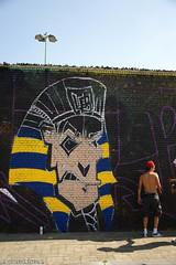 Meeting of Styles Antwerpen - WIP day 1 (Red Cathedral uses albums) Tags: streetart art car graffiti cosplay sony streetphotography rollerderby wip hardcore spraypaint antwerp alpha antwerpen larp anvers mudrun ocr redcathedral gasfabriek zomervanantwerpen a850 meetingofstyles eventcoverage sonyalpha strongmanrun aztektv obstaclerun zomerfabriek gladiatorrun