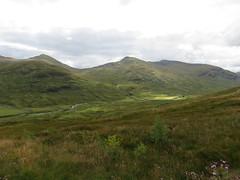 Creag Mhor and Beinn Heasgarnich Beinn Cheathaich Meal Glas ridge to Sgiath Chuil (ancanchaWH) Tags: highlands walk mhor beinn creag heasgarnich