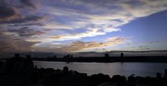 Hudson River Sunset I (Joe Josephs: 2,600,180 views - thank you) Tags: newyorkcity light sunset sky sunlight clouds photojournalism hudsonriver urbanlandscapes landscapephotography urbanparks nikond810 urbannewyorkcity sunsetsnewyorknewyorkcity joejosephsphotography joejosephs2015 joejosephs2015