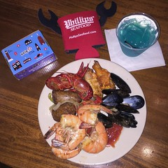 Baltimore Elite Event: Yelp Hits the (Crab) Deck at Phillips Seafood Baltimore (Yelp.com) Tags: summer phillips crawfish crab prawns competition baltimore deck mussels clams elites steamedshrimp grilledchesapeakechickenwings nattybohsausage