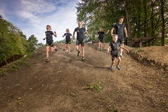 Run (I.Dostl) Tags: smile sport child adult outdoor hill run downhill