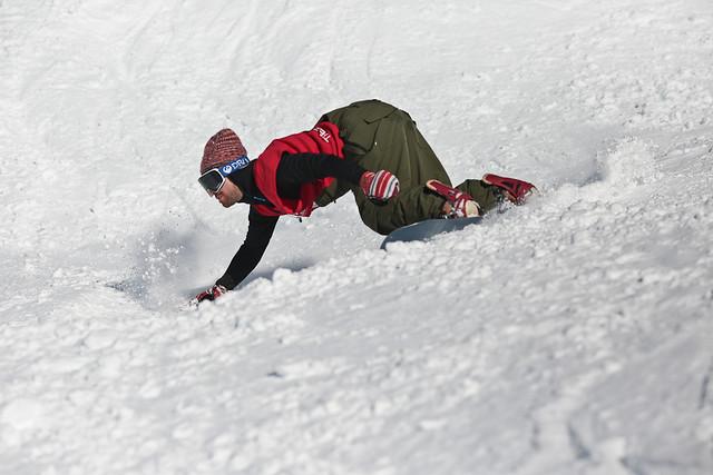 DB Export Banked Slalom 2015 - Treble Cone - Danny Davis 1