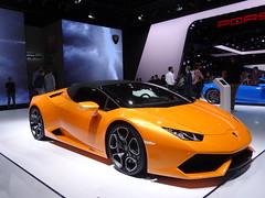 IAA 2015: Lamborghini Huracn (harry_nl) Tags: germany deutschland frankfurt lamborghini iaa 2015 huracn hcar
