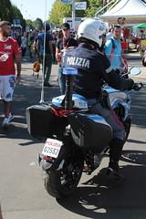 Monza GP | Motorcycle Cop (Toni Kaarttinen) Tags: italien italy man milan men bike race uniform italia boots milano police grand f1 grandprix prix formulaone formula formula1 lombardia carabinieri fia italie gp monza motrocycle leaher tifoso monzagp italio